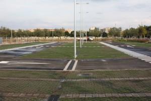 Aparcament teppe (Lleida)